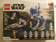 Lego Star Wars 75280 501st Legion Clone Troopers Battle Pack Droids New Minifig