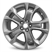 Set Of 4 18x7.5 Inch New Aluminum Wheel For 2013-2019 Ford Escape Rims 5 Lug