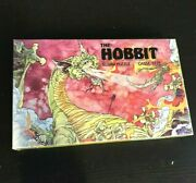 The Hobbit Puzzle Vintage 1977 Smuag Dragon Jigsaw By Cases Tete 199/200 Missing