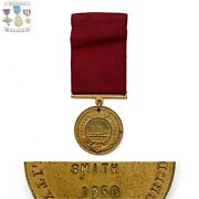 Named 1950 Korean War Navy Good Conduct Medal Fred Jefferson Smith