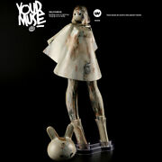 Threea 3a Toys Underverse Your Muse Uv Ashtroverse Collectible Figure New Stock