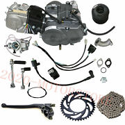 1n234 Lifan 140cc Engine Motor+chain+kits For Xr50 Crf50 Crf70 Xl70 St70 / Qa50