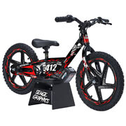 Stacyc 12 E-drive With Brushless Engine Graphics Kit Decals Stickers E-bike