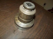 Indycar Cart March Wheel Socket Race Center Nut Pit Removal Racing