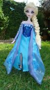 Frozen Elsa Ooak Doll With Repaint Inspired By The Limited Edition