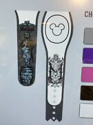 Disney Parks Haunted Mansion Barrel Man Stretching Portrait White Magicband