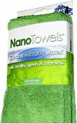 Nano Towels - Amazing Eco Fabric That Cleans Virtually Any Surface With Only