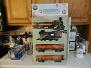 New Lionel Pennsylvania Keystone Limited Battery Operated Train Set - O Scale