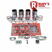 Caterpillar 3054 Turbocharged Or Naturally Aspirated 4cyl Diesel Engine Kit