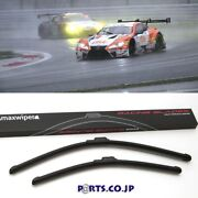 Racing Blade Wiper Left And Right 2 Pieces Set For Mitsubishi Emerode E5