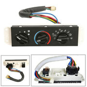 13 Terminals Hvac Ac A/c Heater Control With Blower Switch For Jeep Wrangler Tj