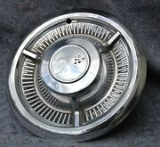 Vintage 1958 Chevy Hubcap 58 Chevrolet Impala Belair Biscayne Wheel Cover 14