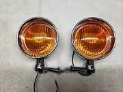 1953 1954 1955 1956 Ford Accessory Road Lamps / Fog Lights