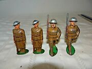 Dimestore Barclay Manoil Toy Soldier Lot
