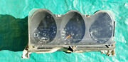 Oem 1976 Ford Instrument Cluster Core D6of-10c956