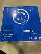 Viv Utp Cable Category 5e 4 Pairs 500ft P/n Cable V002