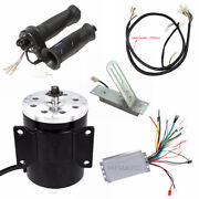 1800w 48v Brushless Electric Motor Wire Harness Controller Grips Pedal Scooter