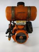 Vintage 7lb. Tanaka Qcp-121 Engine Possibly For A Minibike Or Rc Car Truck