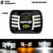 5x77x6inch Led Headlight Lamp H6054 For Chevrolet Chevy Corvette C4 1984-1996