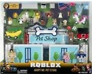 Roblox Adopt Me Pet Store Deluxe Playset Toy Free Shipping New