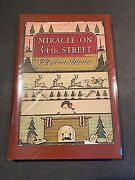 Miracle On 34th Street By Valentine Davies - 1947 - 1st Edition Hardcover Book