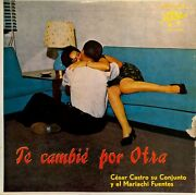Cesar Castro Colombian Accordionist Singer Cool Bachelor Makeout Cover Fuentes