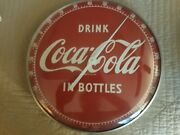 Vintage Coca Cola Wall Thermometer