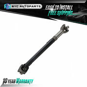 28 3/4 Front Prop Drive Shaft For 4.0l 1990-1998 Jeep Cherokee W/ 4 Spd. A.t.
