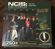 Ncis Los Angeles 2010 Mystery Puzzle 750 Pieces 23.5x15.5 Solve Puzzle Sealed