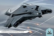 Star Citizen Crusader Hercules Starlifter C2 M2 A2 Ccuand039s Lti/10yr And Paints