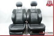 03-09 Mercedes W211 E63 Amg Front Right And Left Complete Seat Seats Assembly Oem