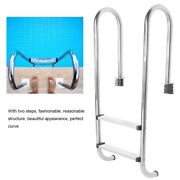 Quality Stainless Steel Swimming Pool Ladder No-slip Ladder Dock Stairs Steps