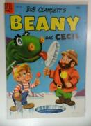 Beany And Cecil Four Color 635 Jan 1955 Dell Comics F/vf 7.0