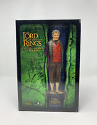 New Sideshow Weta Lord Of The Rings Le Bilbo Baggins Statue 223/1000 Sold Out