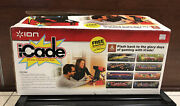Ion Icade Arcade Cabinet For Apple Ipad Video Game Controller Brand New