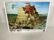 The Tower Of Babel By Pieter Bruegel 2000 Piece Jigsaw Puzzle Art Of The World