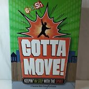 Go Fish Gotta Move Keepin In Step With The Spirit 2013 Bible Study Youth Kit