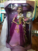Rapunzel Limited Edition 17inch 10th Anniversary Doll Tangled In Hand