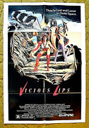 Sexy Gals .. Lost And Loose In Outer Space 1987 Poster 27x41 - Vicious Lips