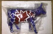 Westland Cow Parade Moolennium 9157 2000 With Tag And Box - Retired And Rare
