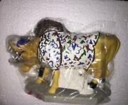 Cow Parade 9121 Out Of Cow Towner 2000 Westland Very Rare Retired Htf
