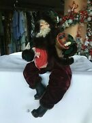 House Of Hatten Collectible Santa Clause