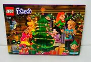 Lego Friends 41420 Advent Calendar Minifigures / 24 Gifts Total Brand New