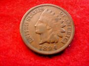 1894 Indian Head Cent Superior Coin  77