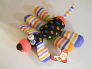 New Nwt Little Miss Matched Socks Plush Puppy Dog Doll Baby Toy For All Ages