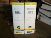 New Holland Boomer 41 And Boomer 47 Compact Tractor 4b Shop Service Repair Manual
