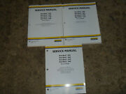 New Holland Roll-belt 460 Baler Electrical Diagnostic Troubleshooting Manual