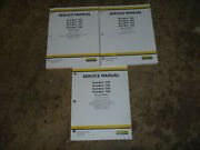 New Holland Roll-belt 550 560 Baler Electrical Diagnostic Troubleshooting Manual