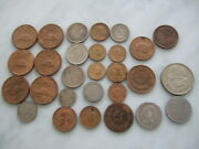 Mexico Coin Lot 29 Coins From 1897 To 1972