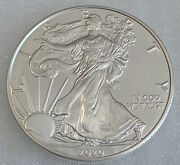 2020 1 Oz Uncirculated .999 Silver Us Mint American Eagles Shipping Now